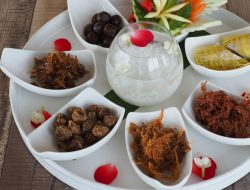 Khao Chae – A Taste of Thai Summer at Up & Above Restaurant