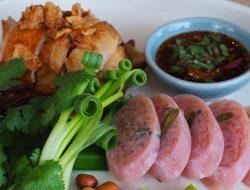 A Tasteful Tour of Thai Flavours at Up & Above Restaurant