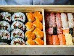 Authentic Japanese cuisine from Yamazato at your home